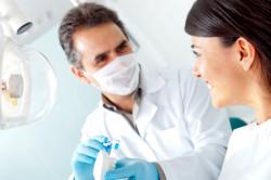 Обращение к стоматологу