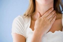 Проблема ожога слизистой горла