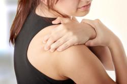 Самомассаж плеча