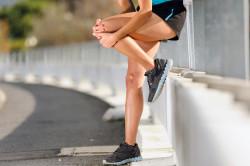 Упражнение для укрепления коленей