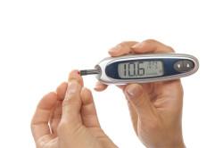 Люди с сахарным диабетом