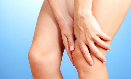 Боль при ушибе колена