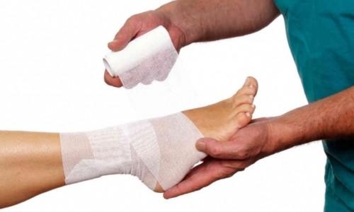 Проблема растяжения сухожилия на ноге