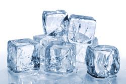 Польза льда при ушибах