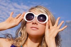 Солнцезащитные очки от ожогов глаз