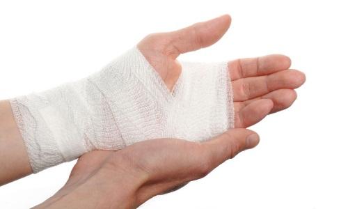 Лечение ран с помощью порошков