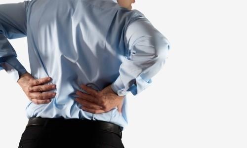 Проблема растяжения мышц спины