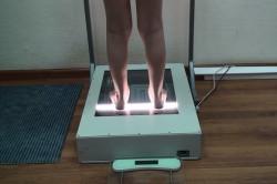 Диагностика травмы пальца на ноге