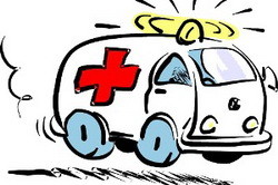 Вызов скорой помощи при черепно-мозговой травме
