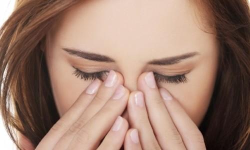 Проблема полученной травмы глаз