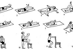 Эффективные упражнения для коленного сустава