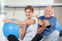 Польза ЛФК при травме коленного сустава