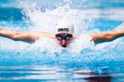 Плавание - причина травмы плеча