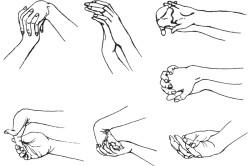 Упражнения для пальцев и кистей рук