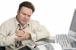 Затруднение дыхания - симптом сочетанной травмы