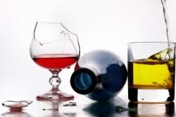 Вред алкоголя при растяжении связок