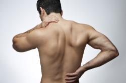 Боль в спине после травмы