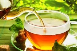 Лечение ожогов с помощью чая