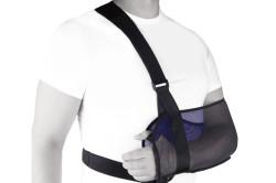 Фиксация руки при переломе