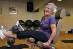 Реабилитация после перелома шейки бедра: лечебная гимнастика
