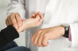 Частый пульс - симптом ушиба легких