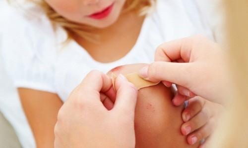 Необходимость обработки открытой раны