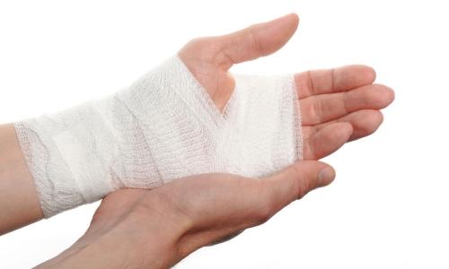 Проблема раны на руке