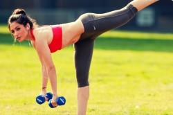 Спортивные тренировки как причина растяжения руки