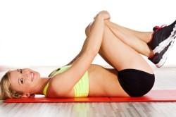 Упражнения при ушибе тазобедренного сустава
