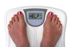 Избыточный вес - фактор увеличивающий риск растяжения связок