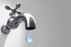 Промывка раны водой