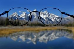 Нарушение зрения как симптом электротравмы
