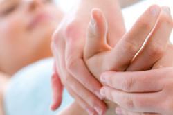 Диагностика вывиха запястья