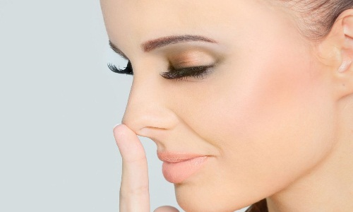 Проблема ушиба носа