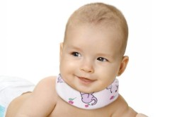 Травма шеи у ребенка